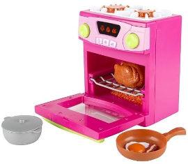 Keenway תנור אפייה ובישול לילדים, עם אורות וצלילי בישול