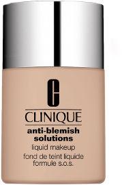 CLINIQUE ACNE SOLUTIONS מייק אפ נוזלי לטיפול בפגמי העור