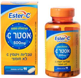 אסטר C ויטמין C לא חומצי