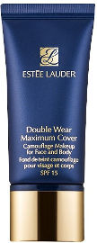 ESTEE LAUDER MAXIMUM COVER DOUBLE WEAR מייק אפ