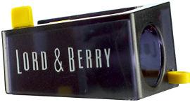 LORD&BERRY לורד אנד ברי מחדד עפרונות גדול 6011