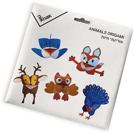 NIK NAK ערכת יצירת אוריגמי חיות