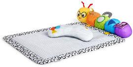 BABY EINSTEIN שמיכה עם כרית פעילות זחל 3 ב-1 בייבי איינשטיין