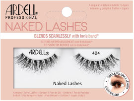 ארדל NAKED LASHES ריסים 424