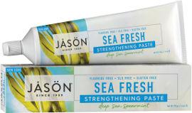 ג'ייסון משחת שיניים בניחוח ים מרענן