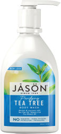ג'ייסון ג'ל רחצה עץ התה
