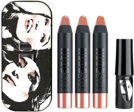 NUDESTIX MINI FOUNDERS עפרונות רב תכליתיים לשימוש כשפתון בגימור מבריק וכסומק