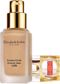Elizabeth Arden FLAWLESS FINISH PERFECTLY SATIN מייק אפ