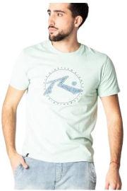 RUSTY RUSTY LURK  חולצת טי שירט