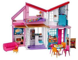 Barbie בית הבובות של ברבי