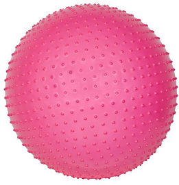 ATX FITNESS כדור פיזיו ורוד עם בליטות