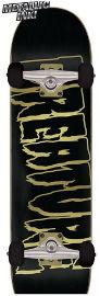 "SANTA CRUZ CREATURE Logo Outline Large 8.25"""