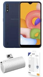 סמסונג מכשיר סמסונג דגם Galaxy A02 כולל ערכת אביזרים
