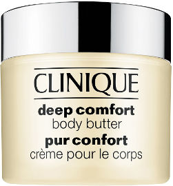 CLINIQUE DEEP COMFORT תמאת גוף