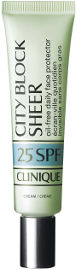 CLINIQUE CITY BLOCK SHEER קרם פנים SPF25