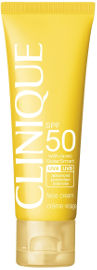 CLINIQUE SUN BROAD קרם פנים SPF50