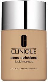 CLINIQUE ACNE SOLUTIONSמייק אפ נוזלי לטיפול בפגמי העור 06