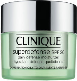 CLINIQUE SUPERDEFENSE קרם לחות בעל מקדם הגנה SPF20