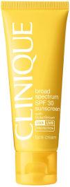 CLINIQUE SUN SCREEN קרם הגנה נטול שומן עם מקדם הגנה SPF30