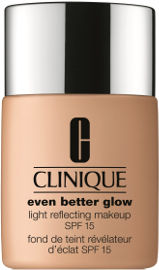 CLINIQUE EVEN BETTER GLOW מייק אפ 07
