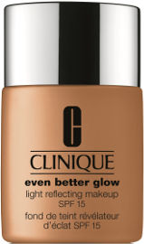 CLINIQUE EVEN BETTER GLOW מייק אפ