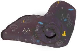 ndoto שמיכה עם מילוי לילדים/נוער שחור מתחת לאפס