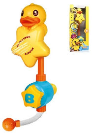 Hilis משחק כוכב אמבטיה B.Duck
