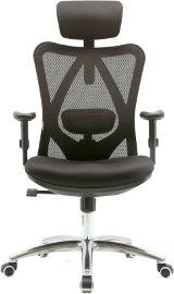 Sihoo כיסא מנהלים ארגונומי דגם - Executive Pro Black