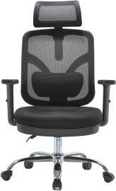 Sihoo כיסא ארגונומי דגם - Student Basic Black