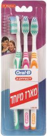 אורל בי מברשת שיניים קלאסיק 40 מדיום