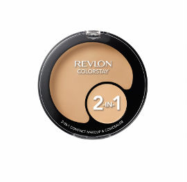 REVLON COLORSTAY PUMP 2 IN 1 מייק אפ