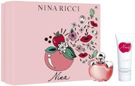 NINA RICCI Nina סט א.ד.ט + תחליב גוף לאשה