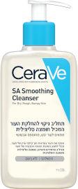 CERAVE תחליב ניקוי להחלקת העור המכיל חומצה סיליצילית
