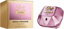 Paco Rabanne LADY MILION EMPIRE א.ד.פ לאשה