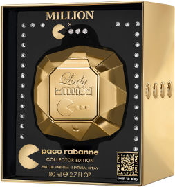 Paco Rabanne Lady MILLION PACMAN א.ד.פ לאשה מהדורה מוגבלת