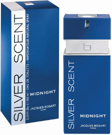 JACQUES BOGART SILVER SCENT MIDNIGHT א.ד.ט לגבר