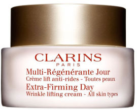 CLARINS EXTRA FIRMING קרם יום לכל סוגי העור