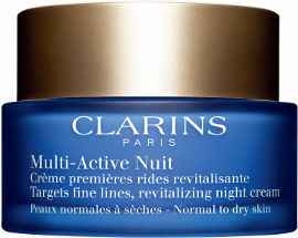 CLARINS MULTI-ACTIVE קרם לילה