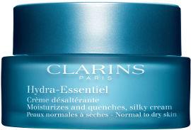 CLARINS HYDRA ESSENTIEL קרם יום לכל סוגי העור