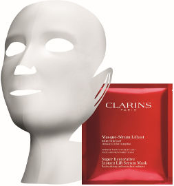 CLARINS MULTI INTENSIVE מסכת בד