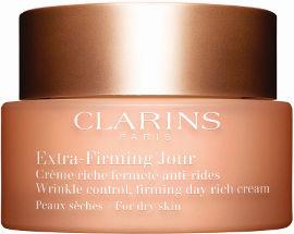 CLARINS EXTRA FIRMING קרם יום לעור יבש
