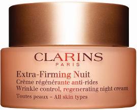 CLARINS EXTRA-FIRMING קרם לילה לכל סוגי העור