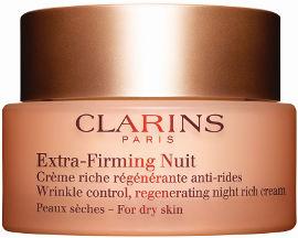 CLARINS EXTRA-FIRMING קרם לילה לעור יבש