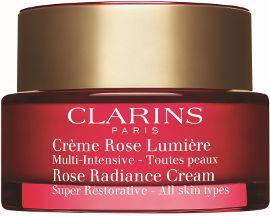 CLARINS SUPER-RESTORATIVE קרם יום מולטי אינטנסיב לכל סוגי העור