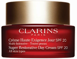 CLARINS MULTI INTENSIVE קרם יום SPF20