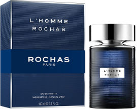 ROCHAS L'HOMME א.ד.ט לגבר
