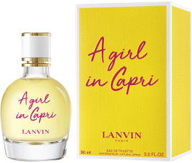 LANVIN A GIRL IN CAPRI א.ד.ט לאשה