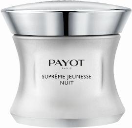 PAYOT SUPRIME JEUNESSE קרם לילה עשיר לטיפול בהזדקנות העור