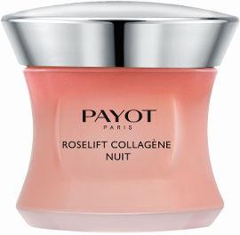PAYOT ROSE LIFT קרם לילה  עשיר לשיפור מוצקות העור