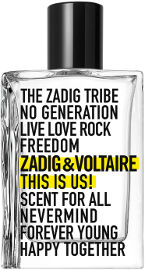 ZADIG & VOLTAIRE THIS IS US א.ד.ט יוניסקס